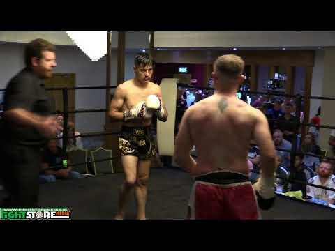 Belal Ahmad vs Paul Burns - Premier Fight Night