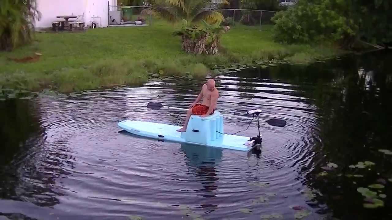 Kyle S Flatstalker Paddleboard Youtube