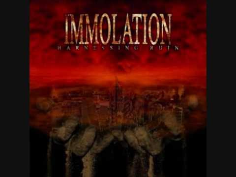 Immolation - Swarm Of Terror