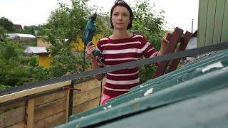 видео Дровяник на даче своими рукам: фото и как построить дровяник