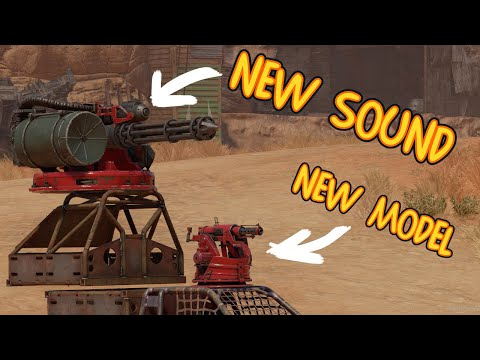 New SOUNDS And MODELS On The Test Server - Crossout Patch Preview 2020