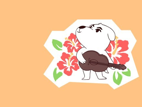 """K.K. Bossa"" (English Vocal // Animal Crossing) (Adriana Figueroa)"