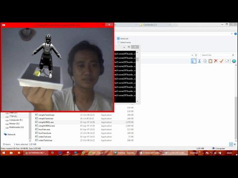 Tutorial Augmented Reality Menggunakan ARToolkit