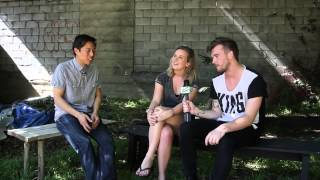 B-Sides On-Air: Broods Interview- Talk Live Shows, Talent Show Origins