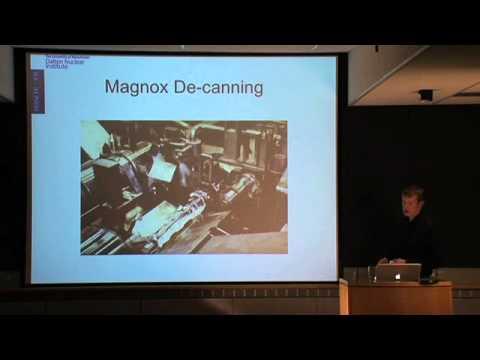 John Roberts Nuclear Institute Rough Guide lecture 2010
