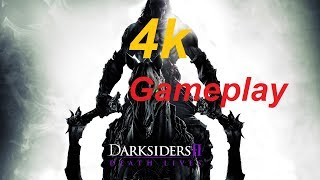 Darksiders 2 (ARENA) 4K MAX 7700K 5.1GHZ GTX 1080 TI SINGLE CARD ASUS STRIX OC