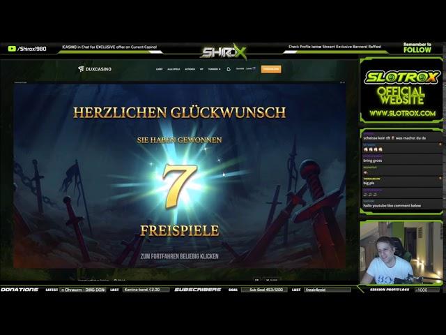 Immortal Guild | INSANE BIG WIN | Push Gaming