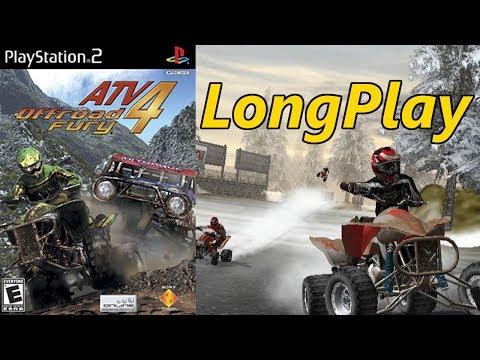 ATV Offroad Fury 4 -  Longplay Story Full Game Walkthrough (No Commentary)
