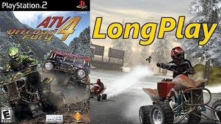 ATV Offroad Fury 4 -  Longplay Story Full Game Walkthrough (No Commentary)