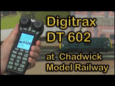 "Digitrax DT602 ""First"