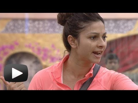 Tannisha's Big Fight With Kamya And Gauhar...