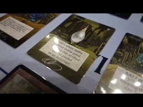 {PIMP} Deck Tech with Vintage MTG Player Jordan Adler @ Gen Con 2015