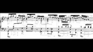 Bach - Busoni Nun komm der Heiden Heiland BWV 659 arranged for solo piano