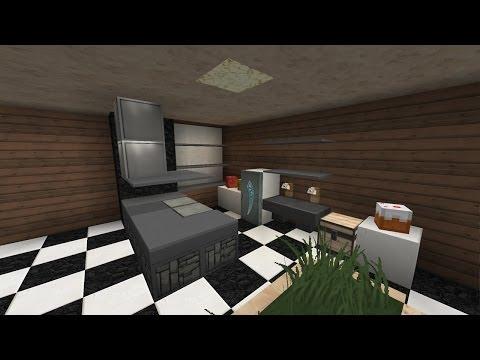 minecraft tutorial einen kleinen stall bauen doovi. Black Bedroom Furniture Sets. Home Design Ideas