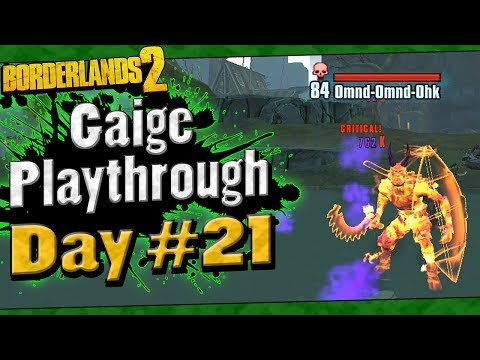 Borderlands 2 | Gaige Playthrough Funny Moments And Drops |
