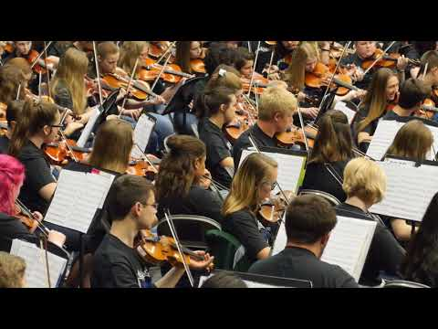West Fargo All City Orchestra May 8 2018