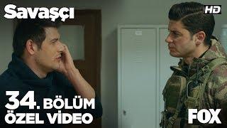 Yıldız ile konuşurken yakalanan Serdar Üsteğmen'in Kağan Yüzbaşı ile imtihanı! Savaşçı 34. Bölüm
