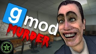 Let's Play - GMod: Murder - Who Done It?