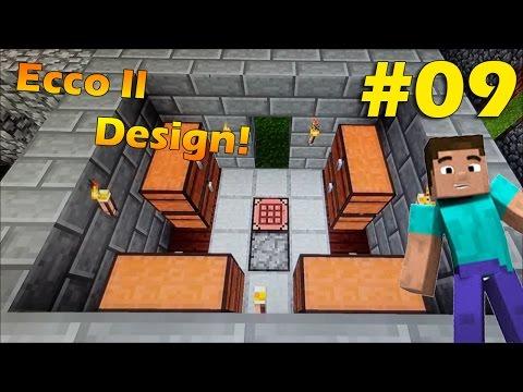 Minecraft ITA - #09 - Ecco Il Design!!