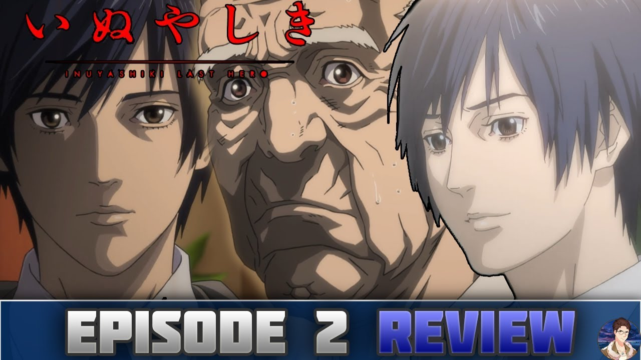 Inuyashiki Last Hero Episode 2 Anime Review