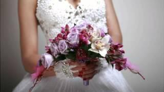 Букет невесты: разные формы!
