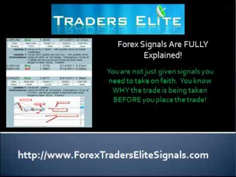Any good forex signals service
