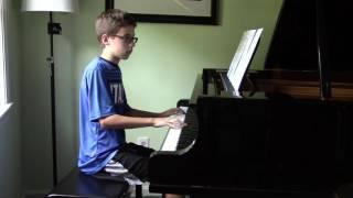 "Piano Solo for Elton John's ""Rocket Man"""