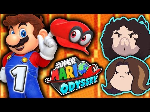 Super Mario Odyssey: Frog Possession - PART 1 - Game Grumps