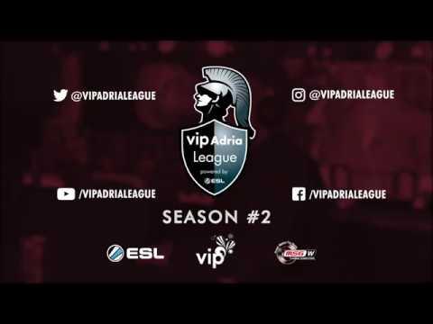 Vip Adria League - League of Legends qualifiers