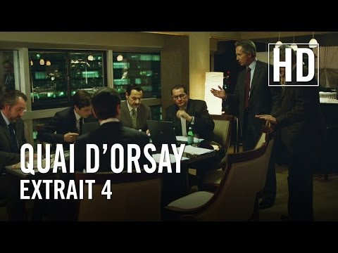 Quai d'Orsay  Extrait 4