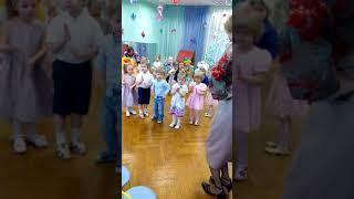 Танцуем в садике танец жили у бабуси 2 веселых гуся