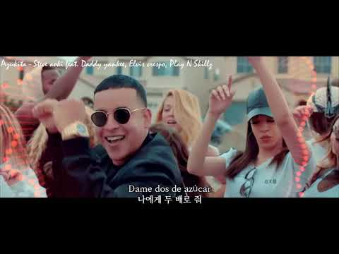 Steve Aoki, Daddy Yankee, Play N Skillz & Elvis Crespo - Azukita