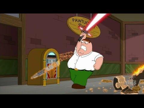Family Guy - Peter's Dark Side