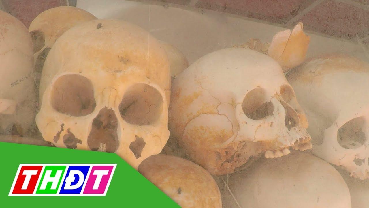 Rợn người ở nhà mồ Ba Chúc (An Giang),  nơi thảm sát kinh hoàng của chính quyền Khmer Đỏ | THDT