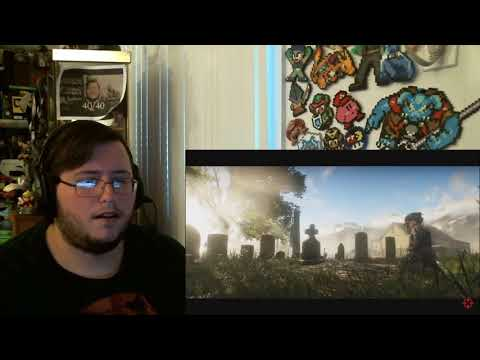 """Gors Red Dead Redemption 2 """"Official Trailer 2"""" Reaction"""