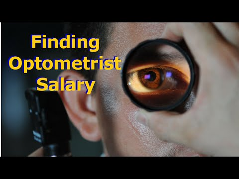 Finding Optometrist Salary - How Much Does A Optometrist Make