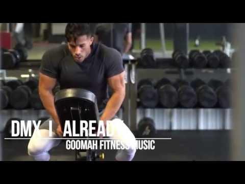 GOOMAH MUSIC - Intense ALPHALETE Workout Video Part 2   I   DMX - Already