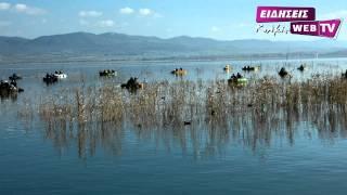 ΔΟΪΡΑΝΗ: Μια είκονα, χίλιοι... ψαράδες! - Eidisis.gr webTV