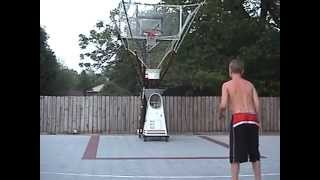 Shooting Machine for Youth Basketball