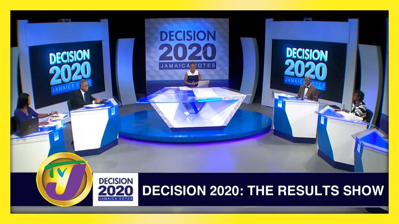 Decision 2020: Jamaica Vote Election Day Coverage Live