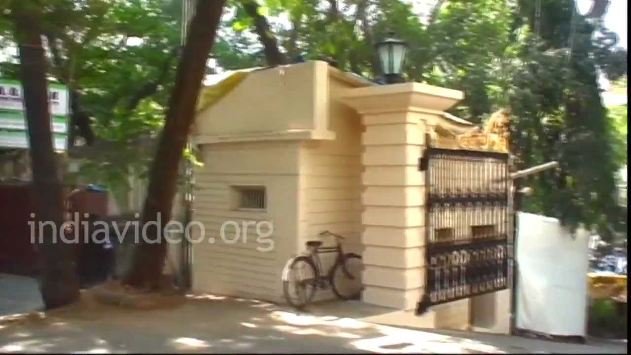 Bollywood Celebrity Home Dilip Kumar 39 S House In Mumbai