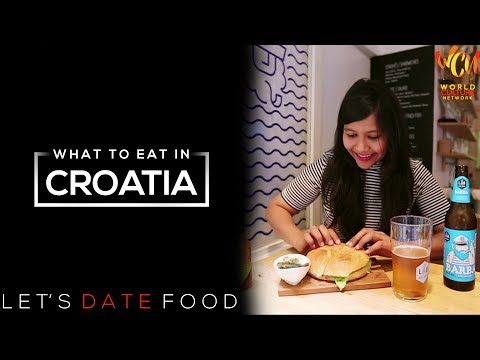 Game of Thrones Special | What To Eat In Croatia? | ft. Darshanaa Gahatraj | World Culture Network