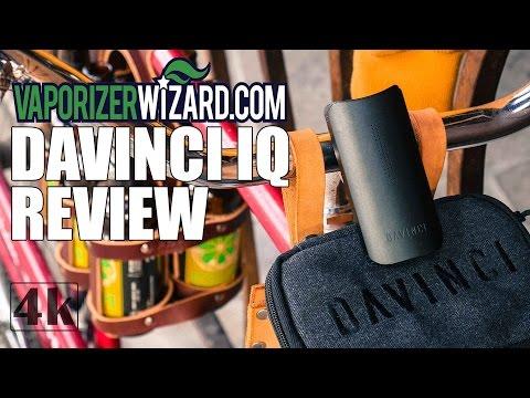 Davinci IQ Review & Tutorial [4k Video] - VaporizerWizard