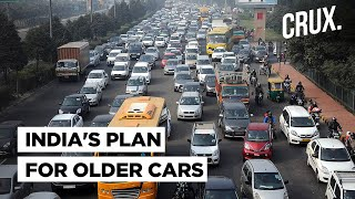 Nitin Gadkari Makes It More Expensive To Own Old Cars Under India's New Scrapping Policy
