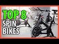 ⭐️✔️ 8 Best Spin Bikes 2019 👍🏻⭐️