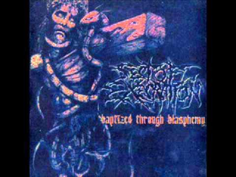 Sect of Execration -- Baptized Through Blasphemy EP [2002]