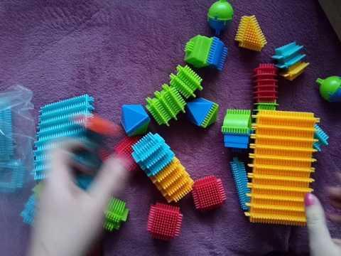 Bristle Blocks Бристл Блокс оригинальные игольчатые