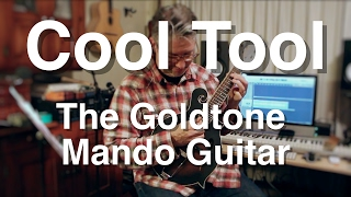 cool tool - the gold tone mando guitar