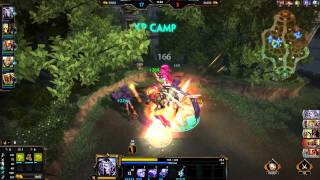 Smite Thanatos Gameplay: JUST INVADE EVERY GAME