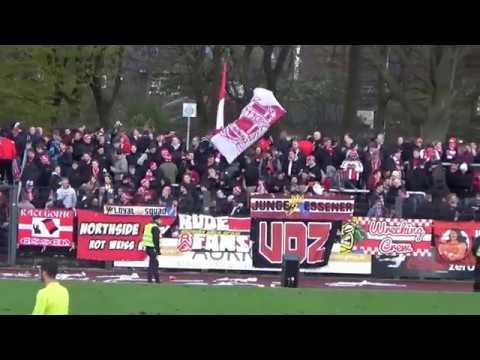 FC Schalke 04 II - RWE (Regionalliga West 2016/17: 12. Spieltag)